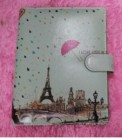 Binder Motif Paris