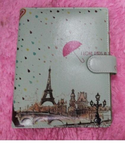 ND12 Binder Motif Paris