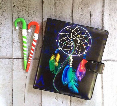 ND25 500x454 Binder Dream Catcher