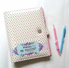 Binder Polkadot Quote