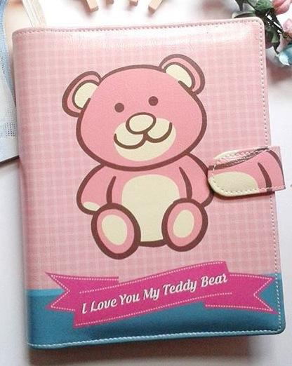 12695920 1028260620582498 1043216653 n Binder Teddy Bear Pink
