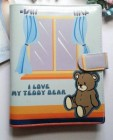 Binder Teddy Bear