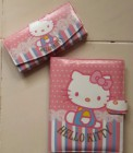 Binder HelloKitty Garis