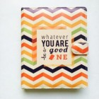 BINDER ZIGZAG QUOTE